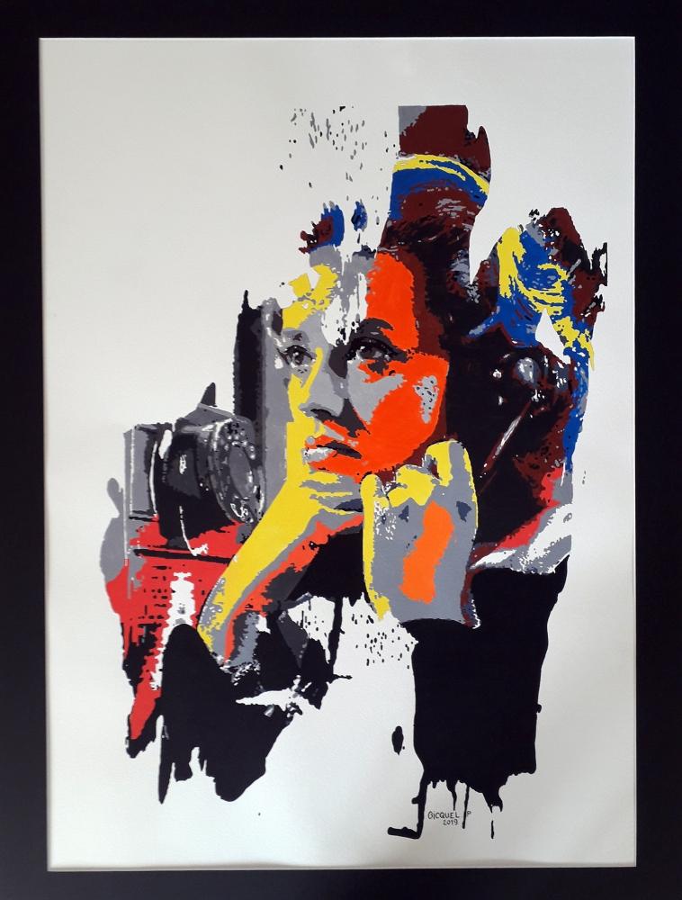 Jeanne Moreau by Scorpios56